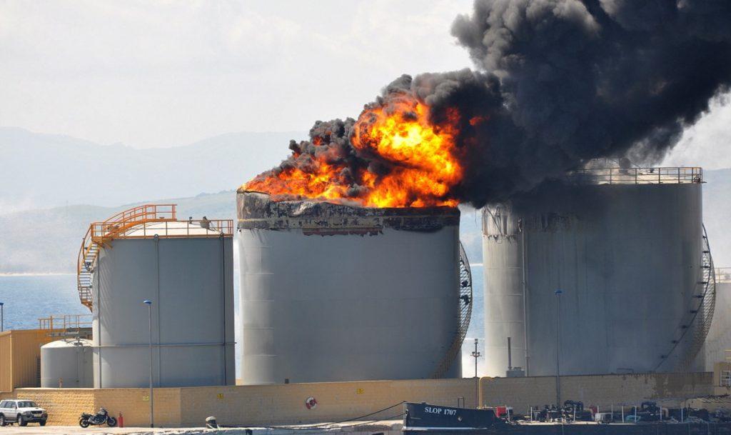 - PatlamadanKorunma - Hazardous Material Response (HAZMAT)