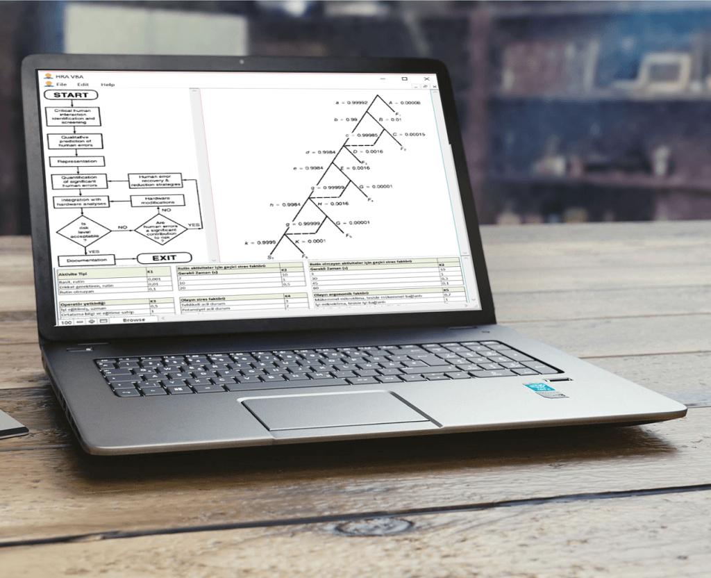 Proscon yazılımı  - hra 1 - Software