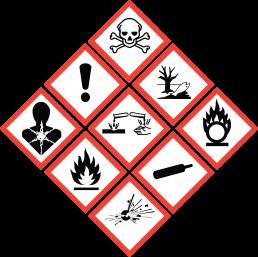 - GHS uai 258x257 - Güvenlik Bilgi Formu